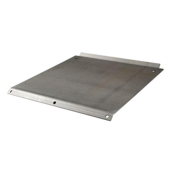 9504 Toyota Tacoma Steel Transmission Skid Plate Bare 1