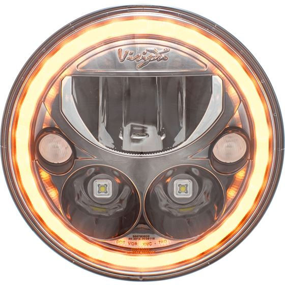 7 Led Headlight 3