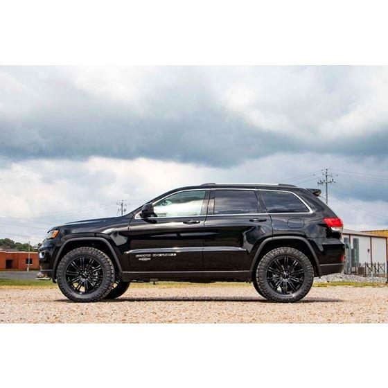 25 Inch Jeep Lift Kit 1120 Grand Cherokee WK2 3