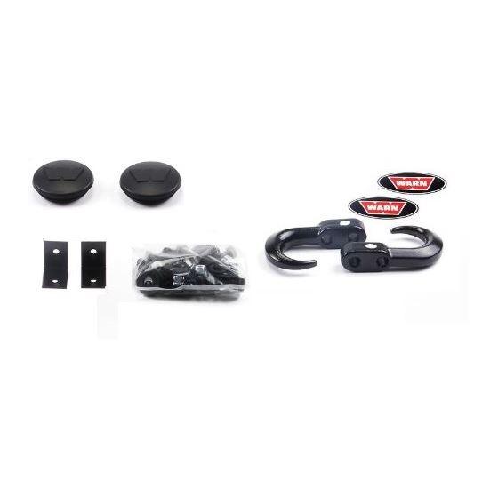 Warn Mounting Kit 103008 1