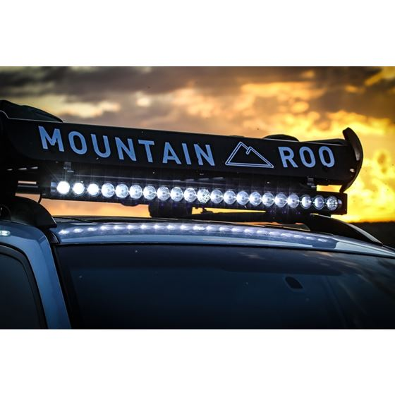 40 Xpr 10w Light Bar 21 Led Tilted Optics For Mixed Beam 3