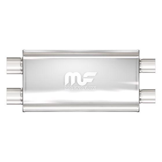 Muffler Mag SS 22X5X11 2525X25 12568 1