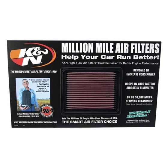 K&N POP; Air Filter Display 87-5000-06 1