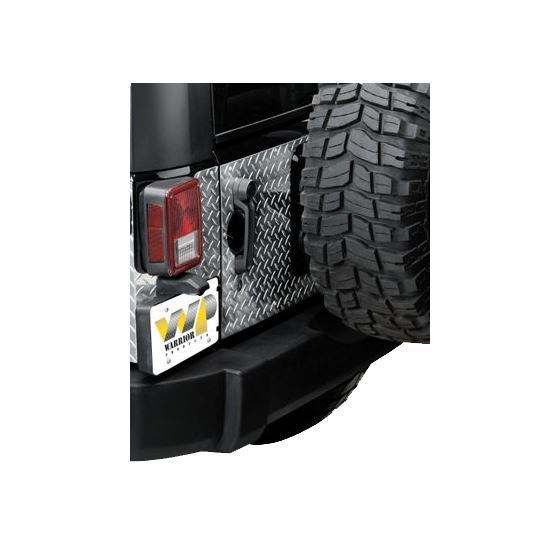Jeep JK/JKU Outer Tailgate Cover Kit 920D-4 1