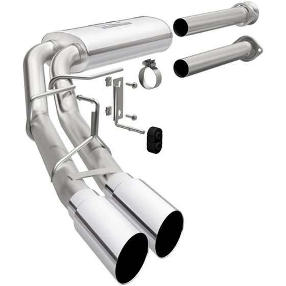 MagnaFlow Exhaust Products Street Series Stainless Cat-Back System