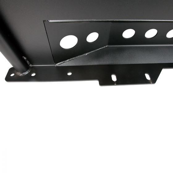 Tacoma TCase and Exhaust Skid Plate 05Present Toyota Tacoma Black Powdercoat 3
