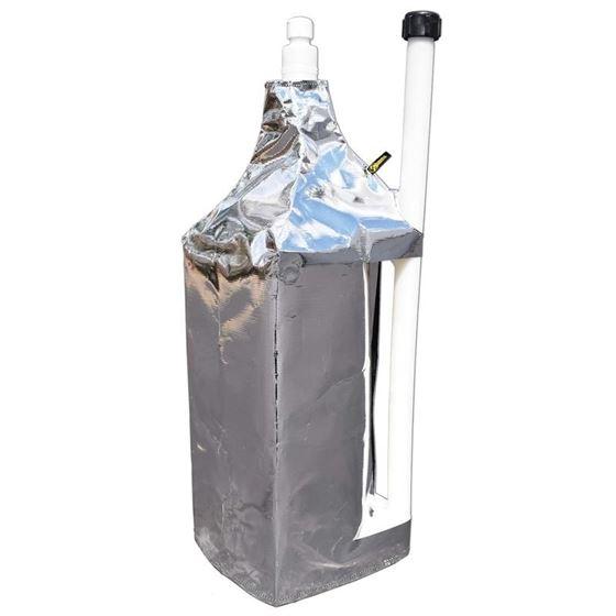 HP Cool Can Shield Hunsaker 11 Gallon Dump Can 1