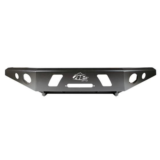 9504 Toyota Tacoma APEX Front Bumper Black Powdercoat Steel 1