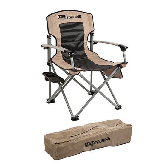 Camping Chair WTable 1