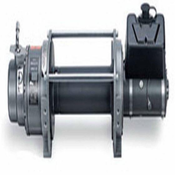 Hydraulic 18000 Lb WO Wire Winch 1