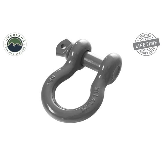 Recovery Shackle 34 475 Ton  Gray 1