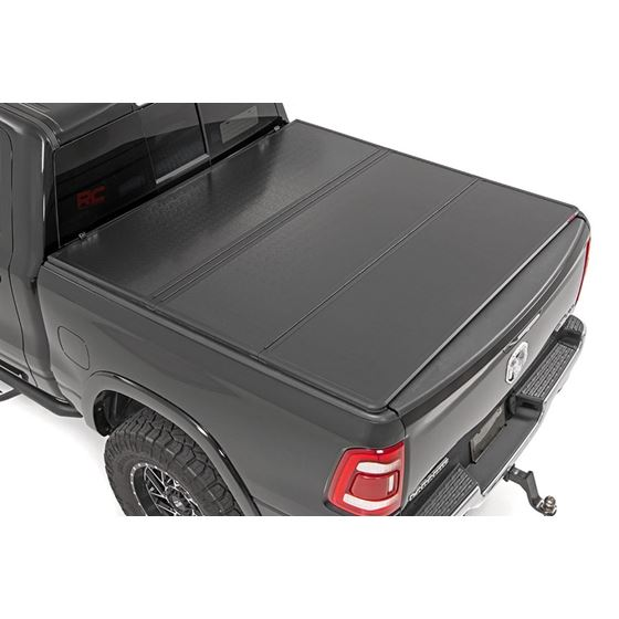 Dodge Hard TriFold Bed Cover 1920 RAM 15005 Foot 5 Inch Bed 1