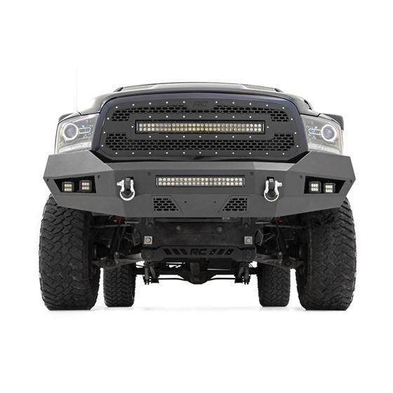 RAM HeavyDuty Front LED Bumper 1318 1500 3
