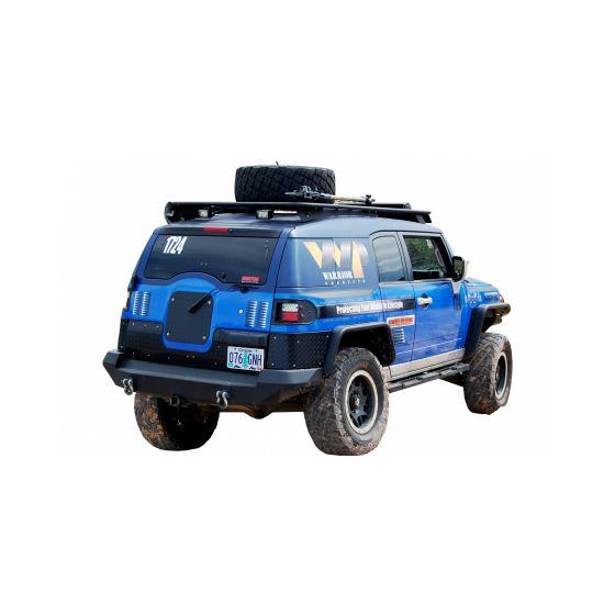 Toyota FJ Cruiser Platform Roof Rack 1