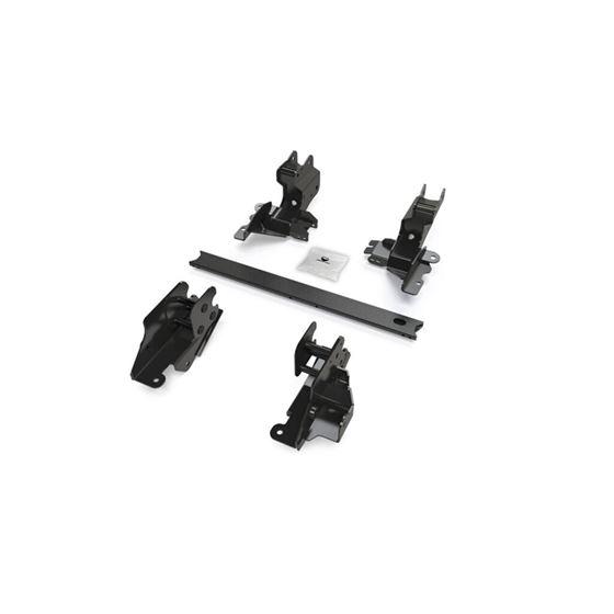 "JL 4dr: Alpine Long Arm Bracket Kit (3-6"" Lif"