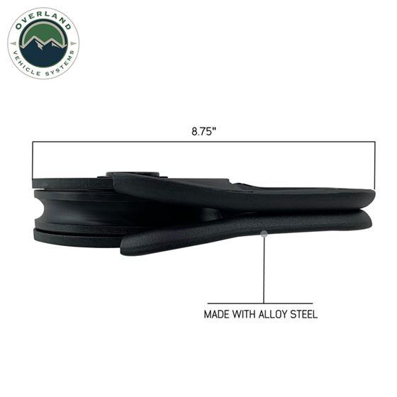 19139905 Snatch Block - Heavy Duty Universal 2