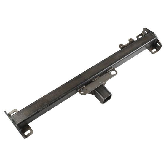 0515 Toyota Tacoma Reciever Hitch for 2205T Rear Bumpers Black Powdercoat 1