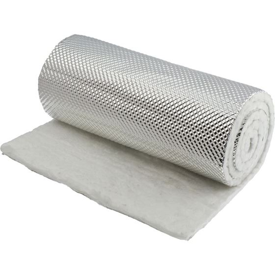 Exhaust Pipe Heat Shield Armor 1 4 Thick 1 W X 5 L 1