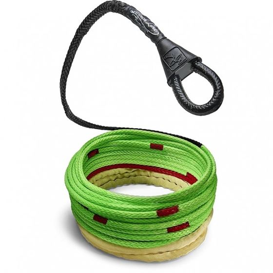38 X 80 FT SYNTHETIC WINCH LINE 1