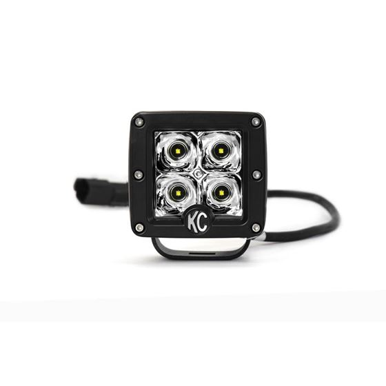 3 CSeries C3 LED Spot Beam Black Single  1330 1