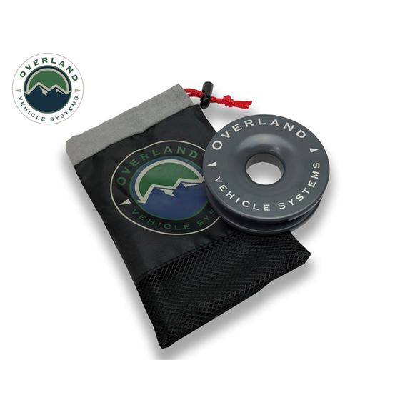 Recovery Ring 400 41000 lb Gray With Storage Bag 1