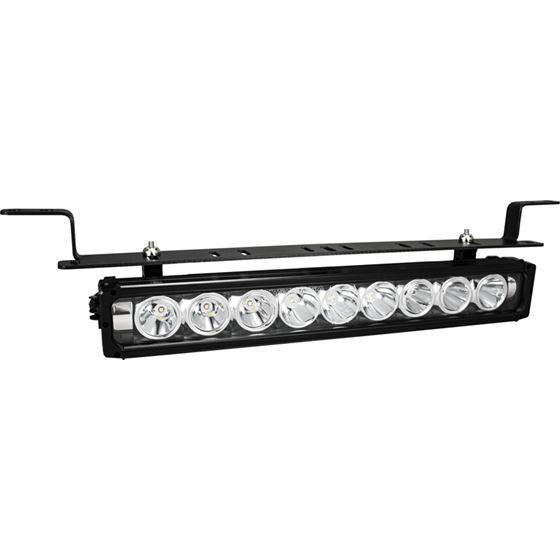Gmc Sierra 2007-2014 Bumper Light Bar Mount With Xpr-9m Light Bar 1