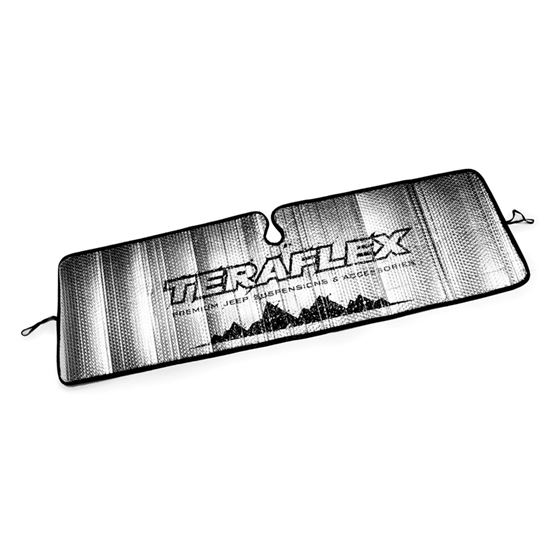 Jeep JK Windshield Sun Shade 07-18 Wrangler JK TeraFlex-1