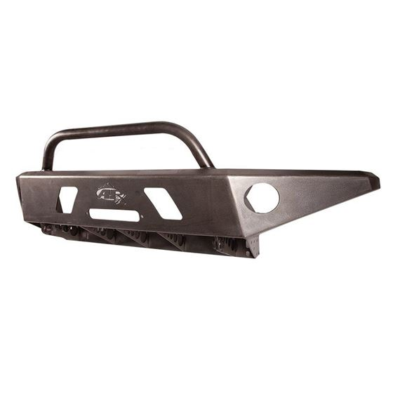 0515 Toyota Tacoma APEX Bare Steel Front Bumper with LED Hoop 1