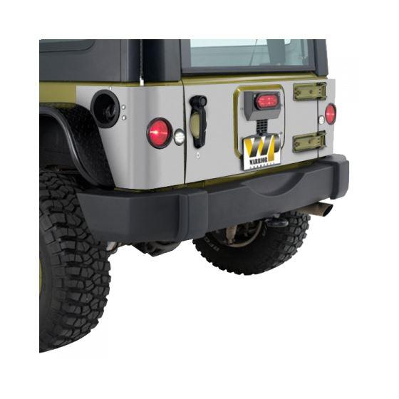 Jeep JK/JKU Inner Tailgate Cover Kit for Warrior LED 3rd Brake Light 920D-3PA 1