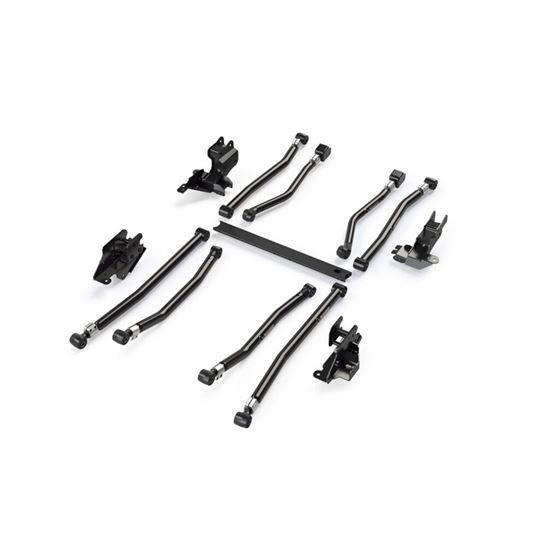 JL 2dr: Alpine Long Control Arm and Bracket Kit (3