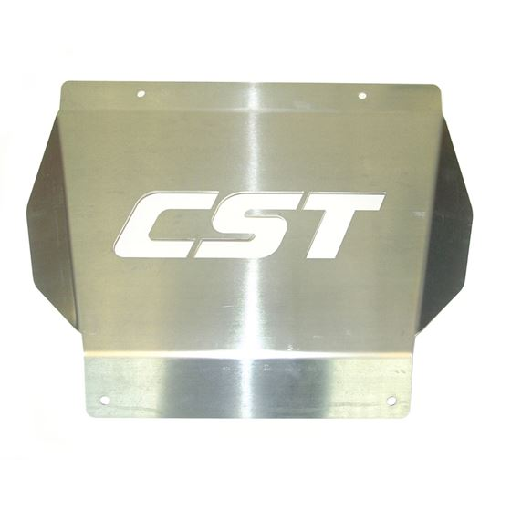 11 19 GM HD 2WD 4WD w 6 8in CST lift Front Aluminum Skidplate 1