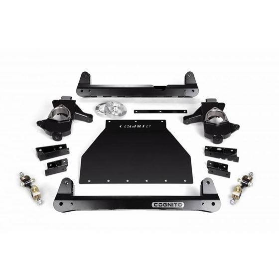 Cognito 46 Front Suspension Lift Kit for OE Cast Steel Arms GM 1