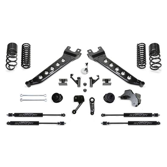 "5"" RADIUS ARM LIFT KIT W/COIL SPRINGS AND STE"