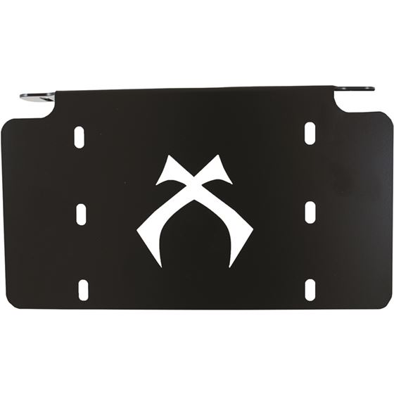 License Plate Bracket For Lights Up To 20 1