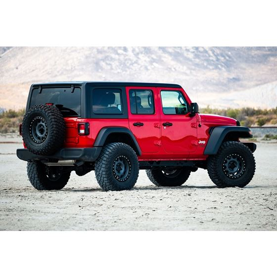 Jeep Wrangler 2.5 Inch Kit