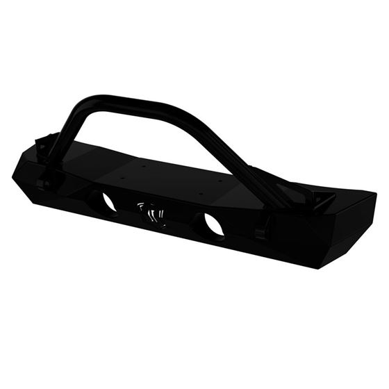 18Up Jeep JL  20Up Jt Pro Series Front Bumper W Bar and Tabs 1