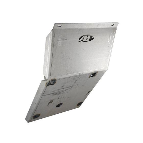 05Present Toyota Tacoma Aluminum IFS Skid Plate Bare 1