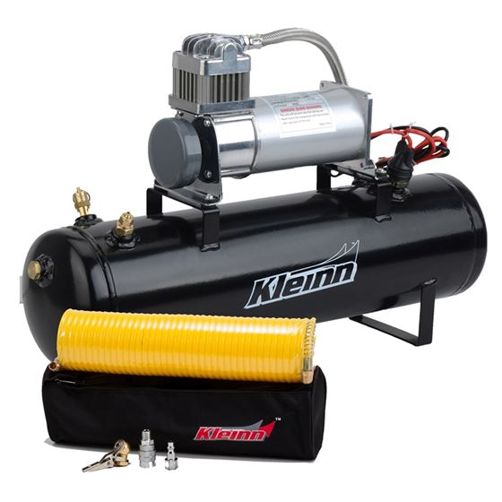 AllInOne Onboardair Heavy Duty 12Volt Air System With Tikre Inflator 150 Psi 7350 1