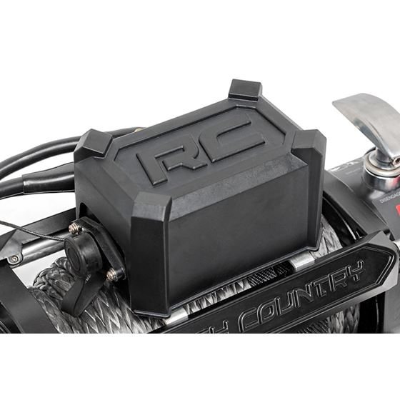 100 LB Electric Winch Steel Cable Pro Series 1
