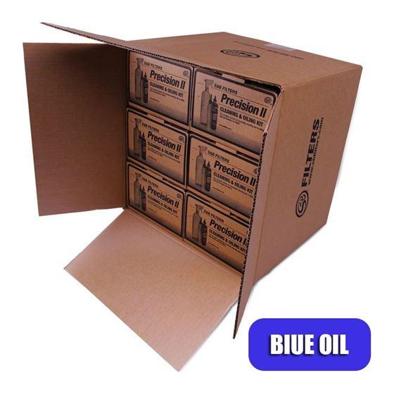 Cleaning & Oil Kit (Blue Oil) 6pk 88-0014