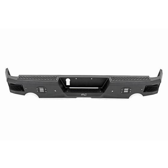 Dodge HeavyDuty Rear LED Bumper 0918 RAM 1500 3