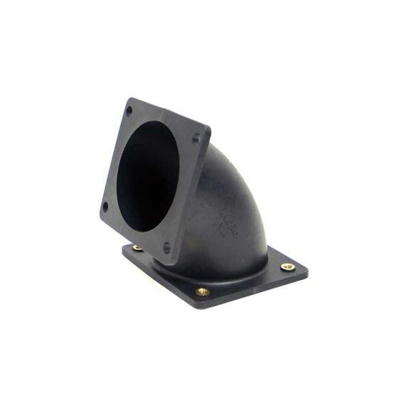 K&N Adapter; Bolt On w/Tube 21516 1