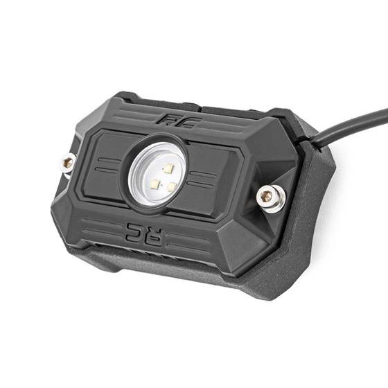 Deluxe LED Rock Light Kit 4 Pods 1