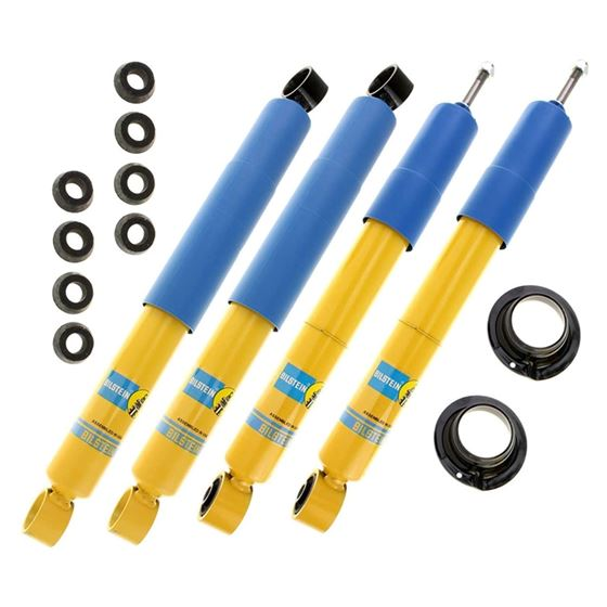 Bilstein 4600 Series Shocks Bilstein Front and Rear Shock Packages 1997 Toyota Tacoma 24-022842 24-1