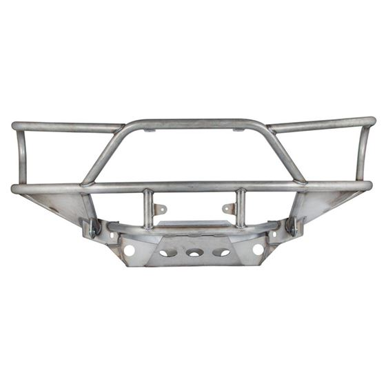 9504 Toyota Tacoma Front Baja Bumper with Full Hoop and Fill Plates 1