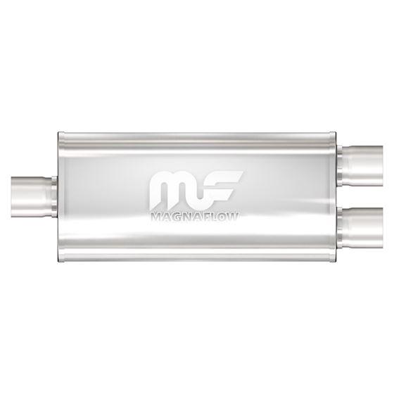 Muffler Mag 14X5X8 225 X 225 SD 12138 1